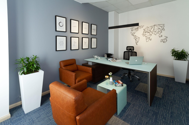 طراحی داخلی اداری شرکت استیف STIFF