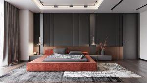 حواستان به سقف اتاق خواب باشد